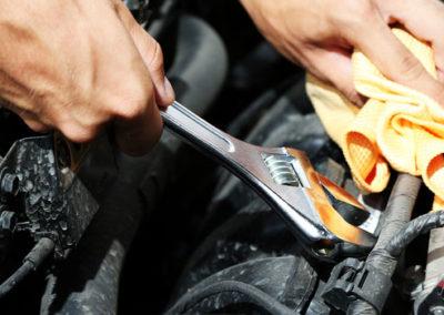 actual car repair